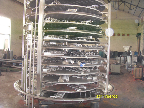 碳酸镁专用干燥机,盘式干燥机